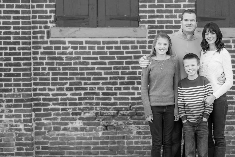 Eric + Christie & Family