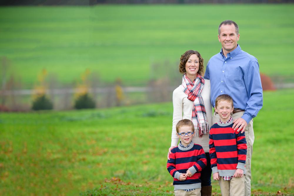 Adam + Kristi & Family