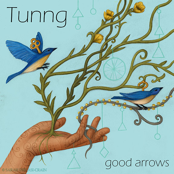 Tung Album Cover