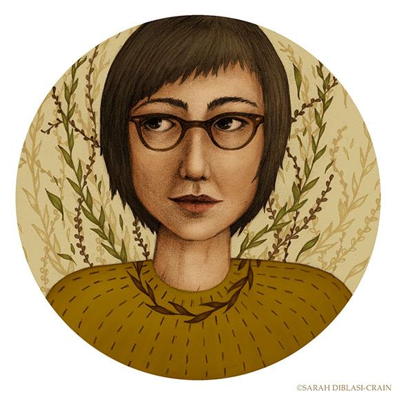 Sarah DC Portrait