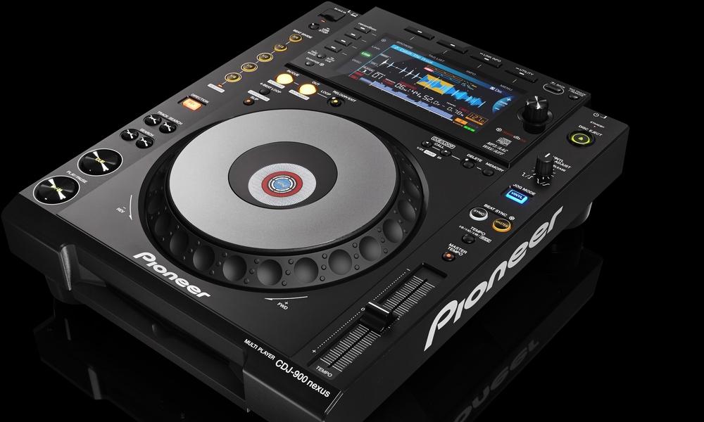 CDJ-900 NXS