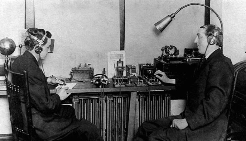 Doc Herrold(左)及Ray Newby(右)