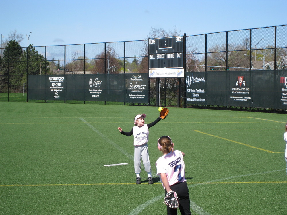 Opening T-Ball Day