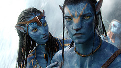 via flickr.com Get that Avatar desktop background you want from the official Avatar Movie flickr photo stream. Avatar is a must-see, movie theater experience, 3D.