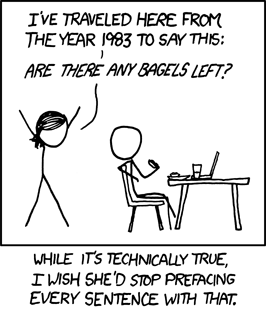via xkcd.com I married that girl.