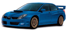 The Future Look of the WRX STi