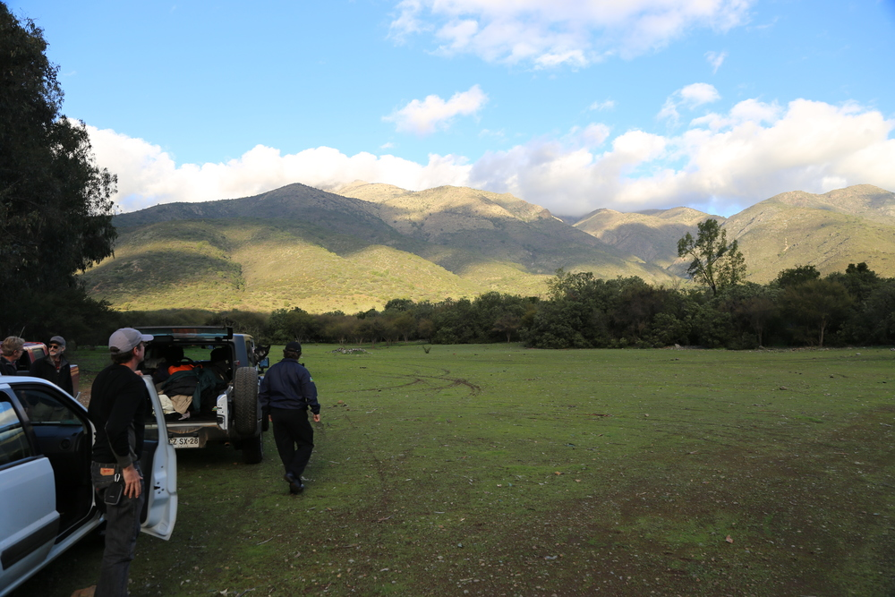 GGC is surrounded by private mountain ranges protecting the area from potential future Santiago expansion.