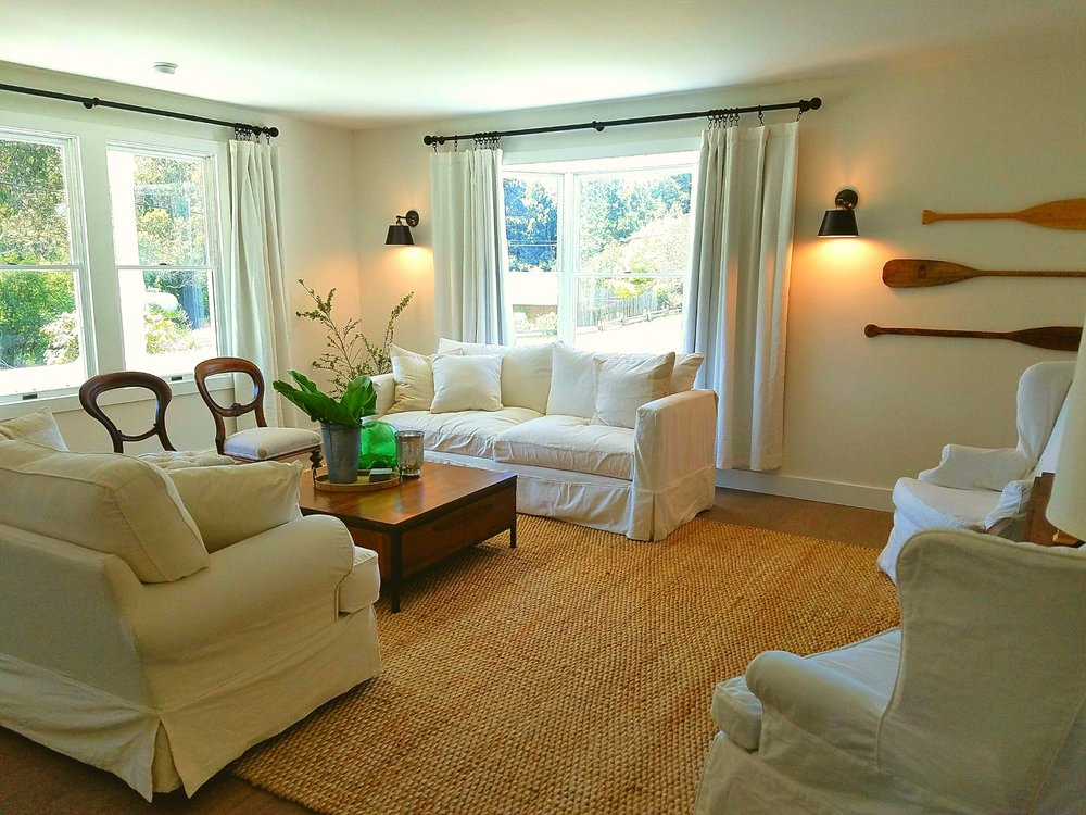 the beach trail cottage - a little river ca vacation rental on the Mendocino coast