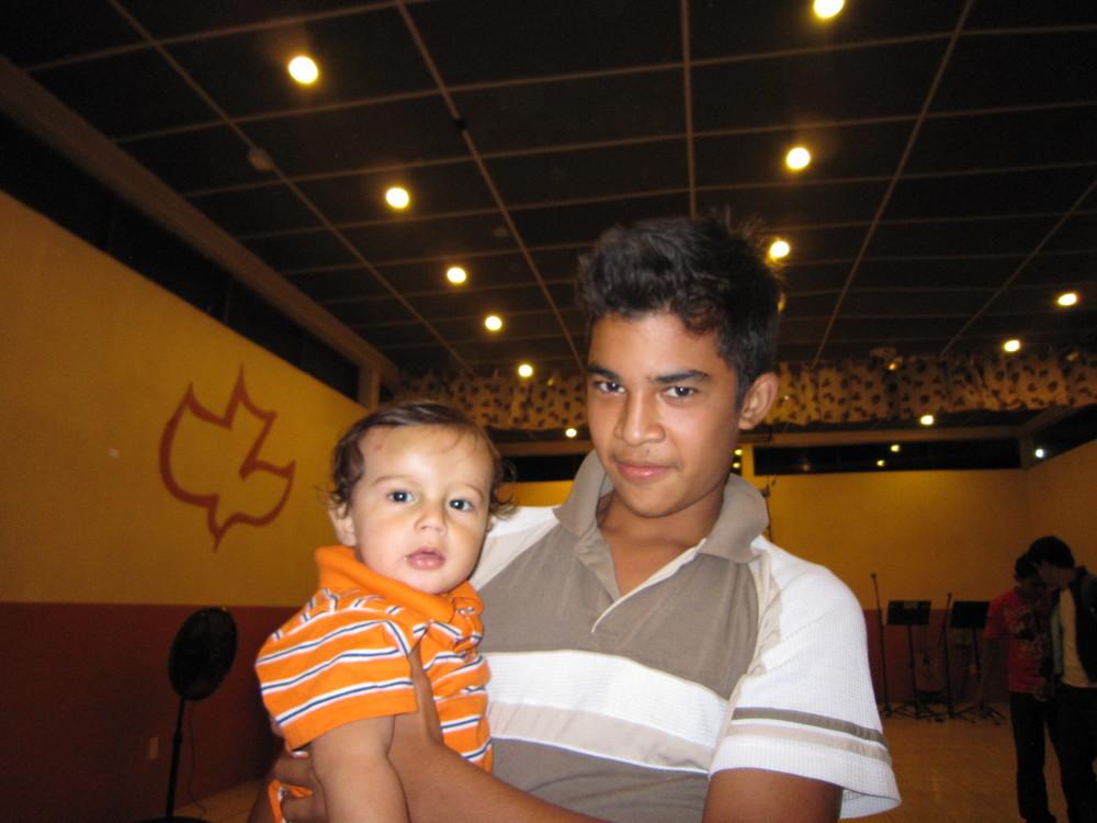 Nathanael and Duvan