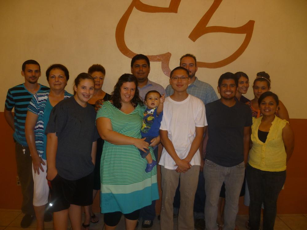 CCSGV team - July 2013