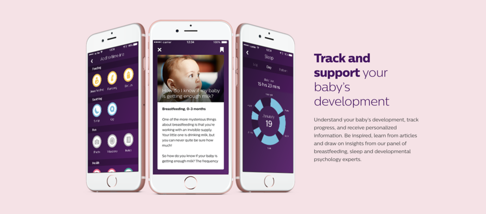 Baby development app Avent uGrow   Philips.png