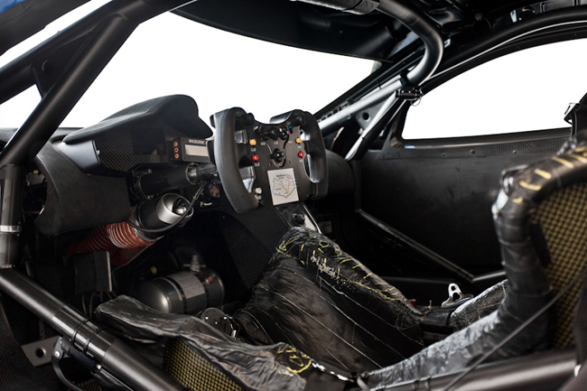 Ron Lewis Automotive >> Blancpain Endurance Series - Von Ryan Racing's McLaren MP4 ...