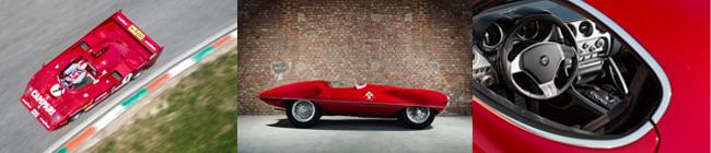 Alfa Romeo Disco Volante 8C Supercar 33TT 12 Championship Winning Car