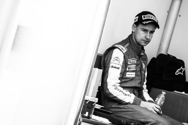 Jukka Korhonen BRC Champion 2013 Sunseeker Rallye Service Park