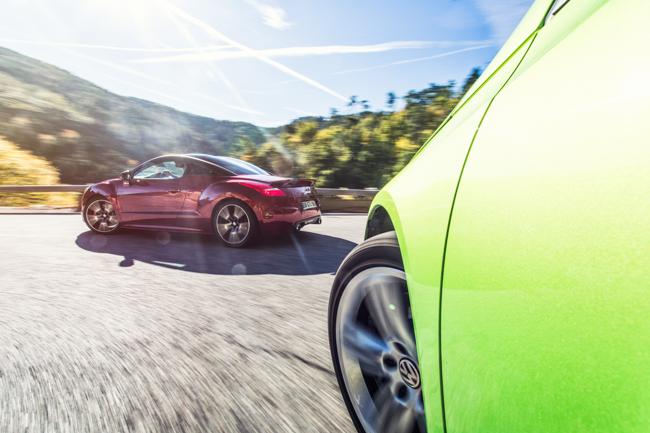 Peugeot Sport RCZ-R vs Volkswagen Scirocco R