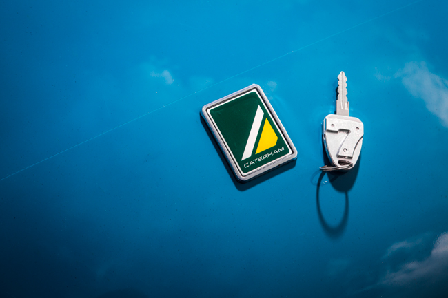Caterham 160 7 Kit Car Key.jpg