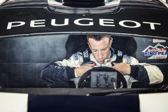 Kris Meeke PeugeotSport T16 Pikes Peak Rally Driver.jpg