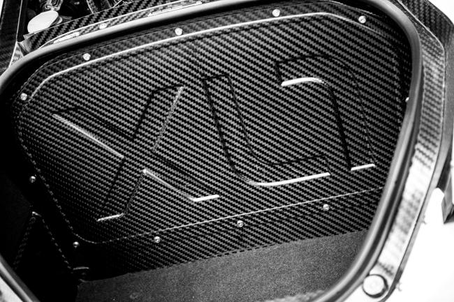 Volkswagen XL1 Engine Bay Diesel Electric Hybrid.jpg