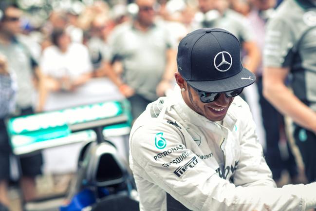 Lewis Hamilton Formula One F1 Mercedes AMG Petronas FoS Festival of Speed Goodwood.jpg