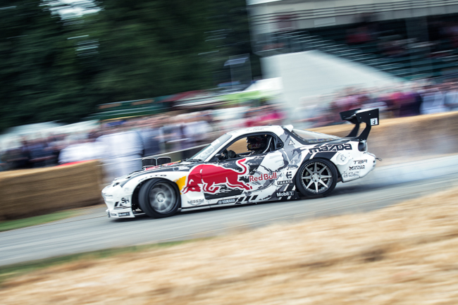 Mad Mike Drifting Goodwood Hill Climb FoS Slide.jpg