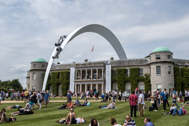 Goodwood House Sculpture Mercedes F1.jpg