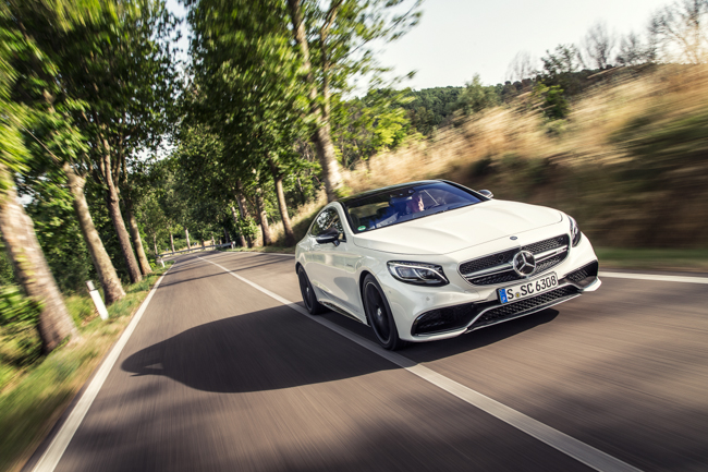 S63 AMG S Class Coupe Mercedes Benz Tuscany Italy Richard Pardon (2 of 8).jpg
