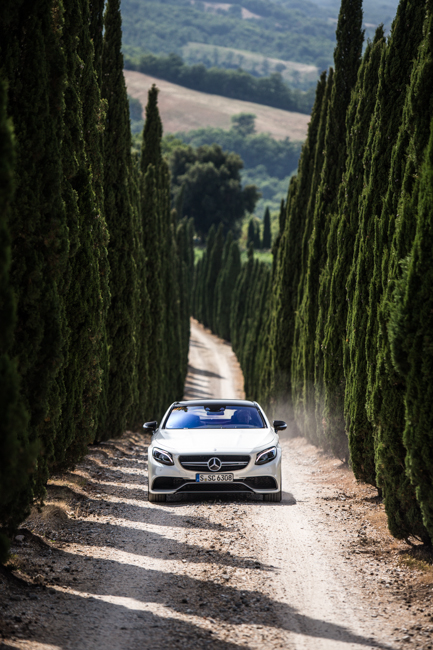 S63 AMG S Class Coupe Mercedes Benz Tuscany Italy Richard Pardon (1 of 8).jpg