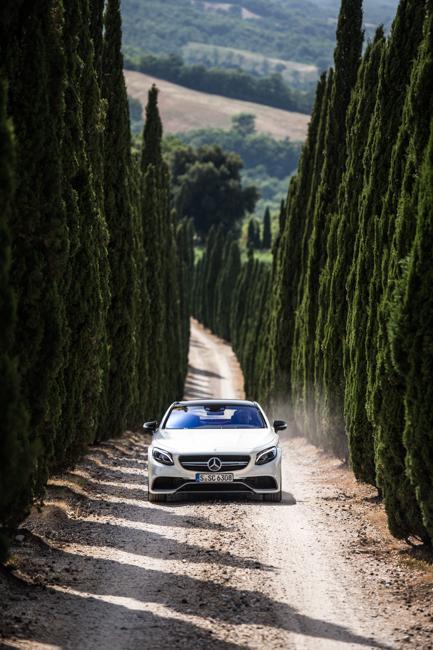 S63 AMG S Class Coupé — Richard Pardon - Car and Portrait ...
