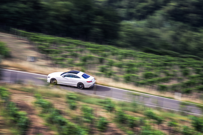 S63 AMG S Class Coupe Mercedes Benz Tuscany Italy Richard Pardon (8 of 8).jpg