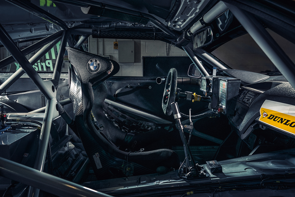 Andy Priaulx's Office
