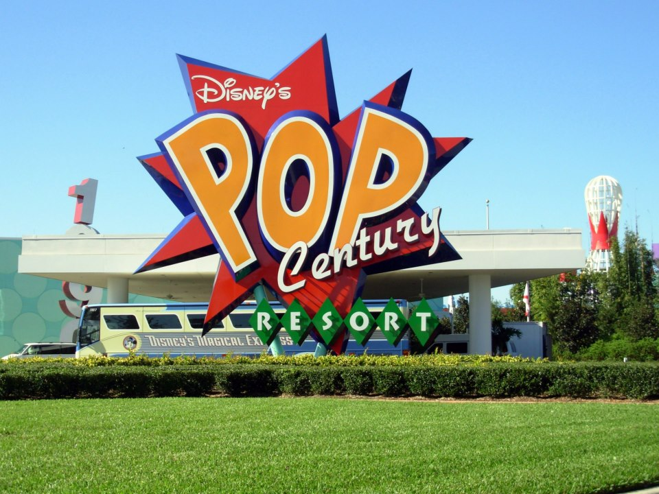 isney's Pop Century   Resort