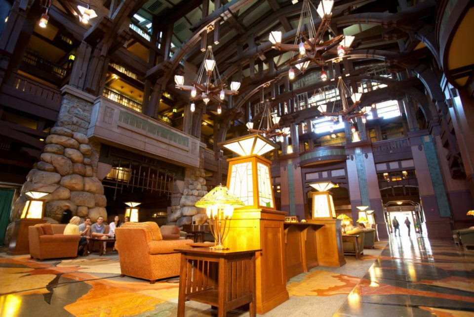 Disney's Grand Californian  ®   Hotel & Spa