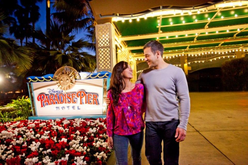 Disney's Paradise Pier  ®  Hotel