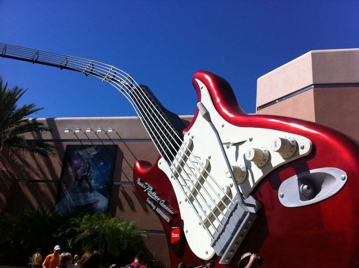 Rock 'n' Roller Coaster at Hollywood Studios