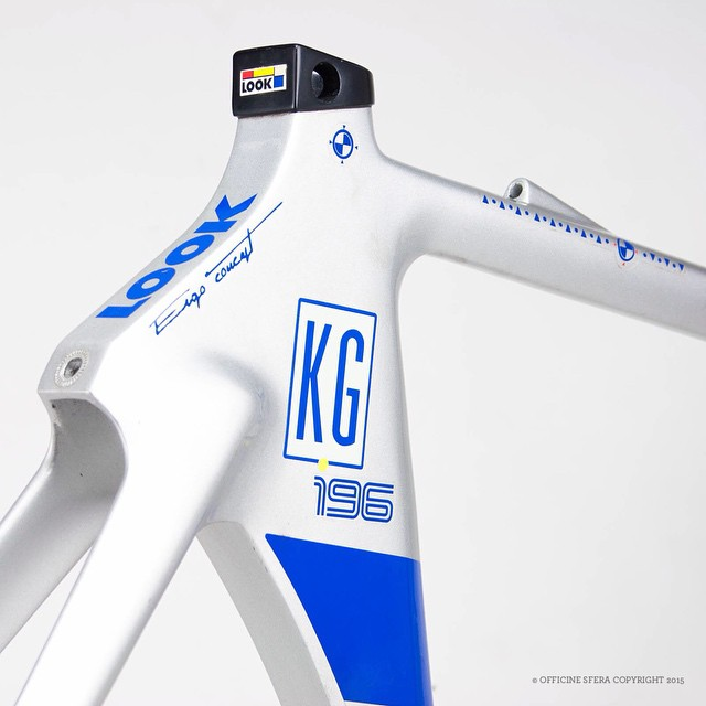 KoGito Ergo Concept #look #kg196 #aero #carbon #og #banger #roadbicycle #timetrial #triathlon #fixedforum