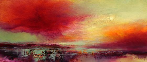 Landscape Study II, Kirstie Cohen