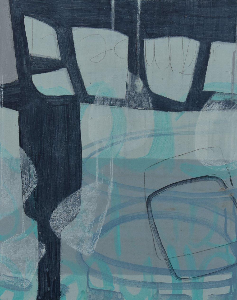 Reflections, Joan Doerr