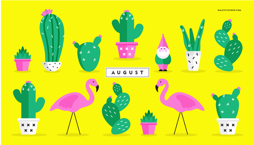 Download August Wallpaper Here