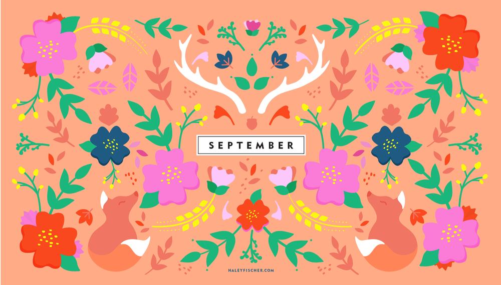 Download September Wallpaper Here