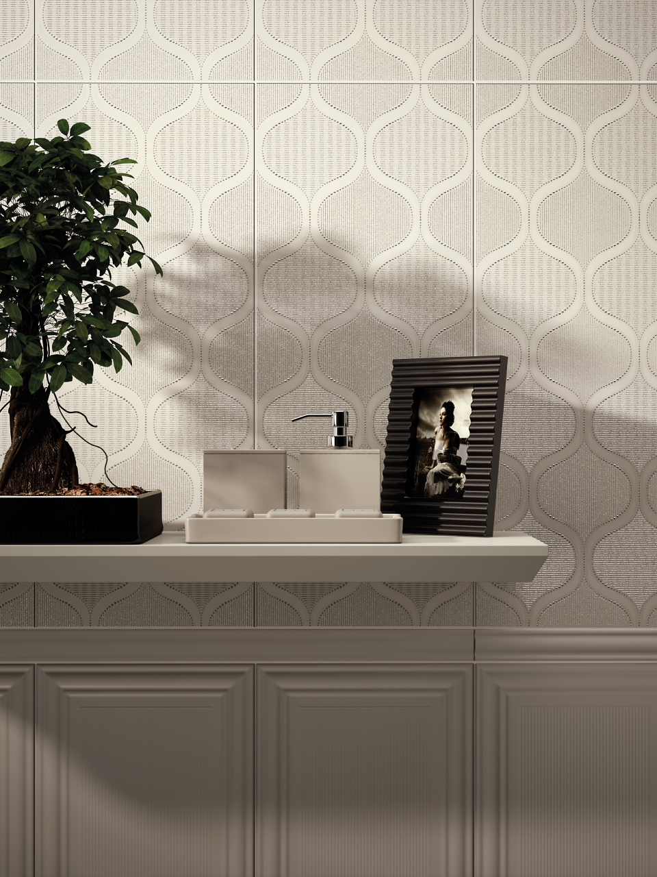 Ceramiche Ricchetti  Chic Tile Series