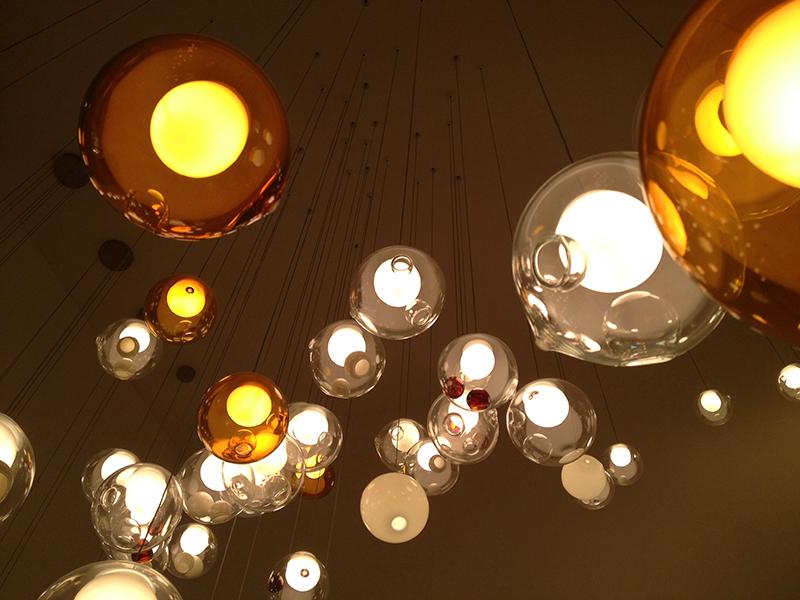 Bocci Milan Saloni 2013. Laura Knight studio
