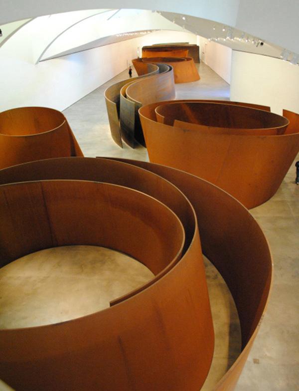Laura Knight  Textile print designer  Richard Serra