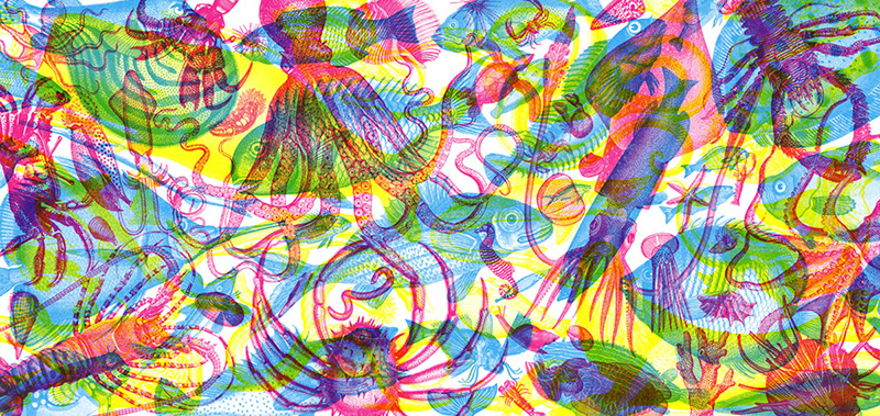 Laura Knight studio Print Designer Carnovsky