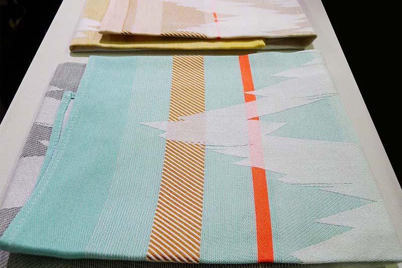 Laura Knight Studio Print textile designer Mae Engelgeer