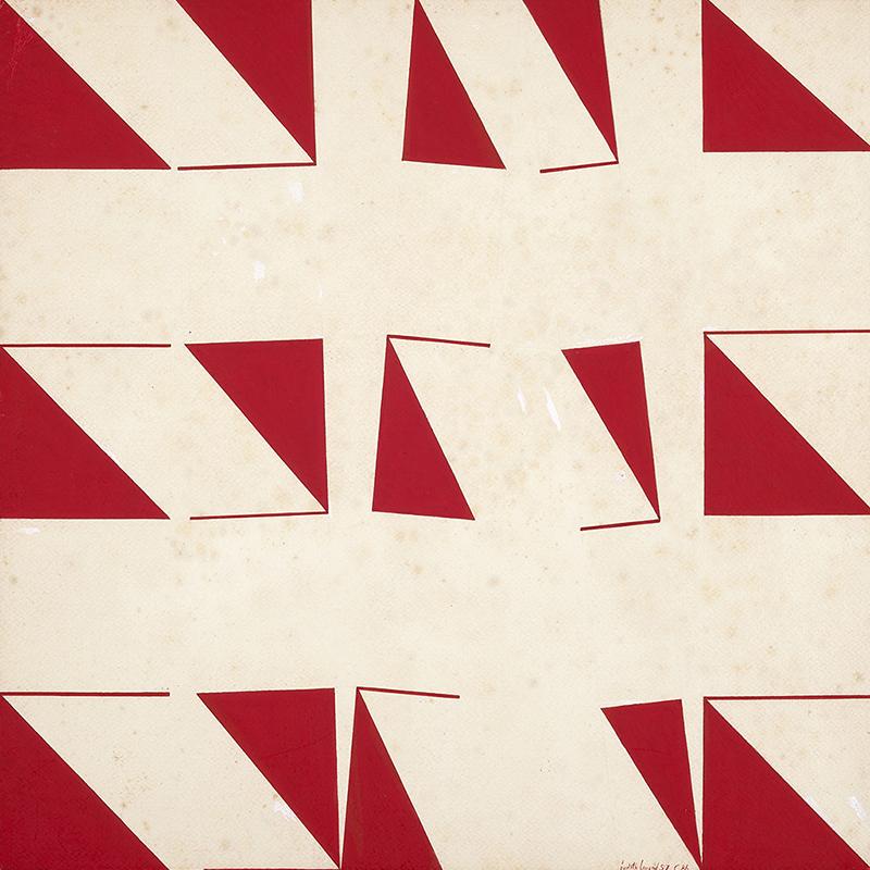 Laura Knight Studio Print designer Judith Lauand