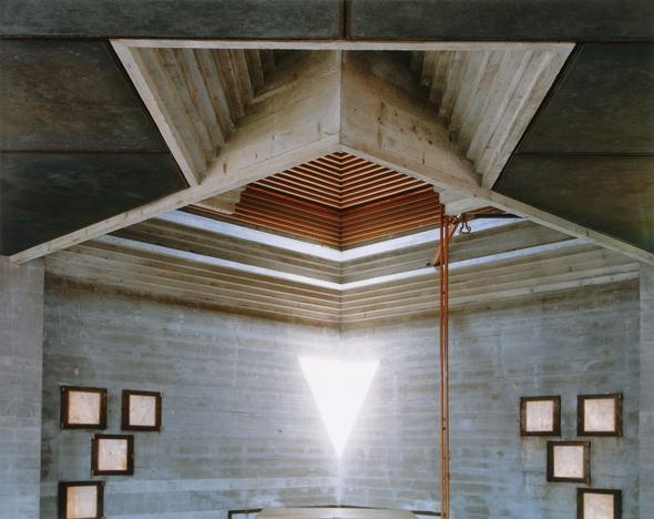 Brion Cemetry, Italy. Carlo Scarpa.