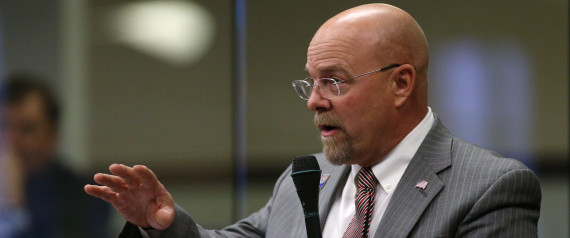 Nevada State Senator Ira Hansen (R); image via HuffingtonPost.com