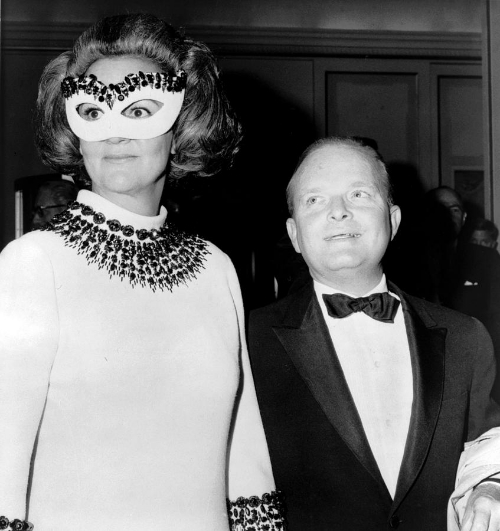 Yes, he was a weirdo, but Truman Capote was one of those writers who was known by every literate American. Image via  fineartamerica.com