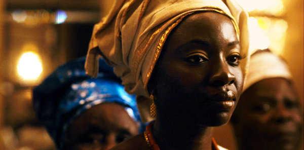 "Danai Gurira in ""Mother of George."" Credit: Oscilloscope Pictures/Everett Collection via nytimes.com"