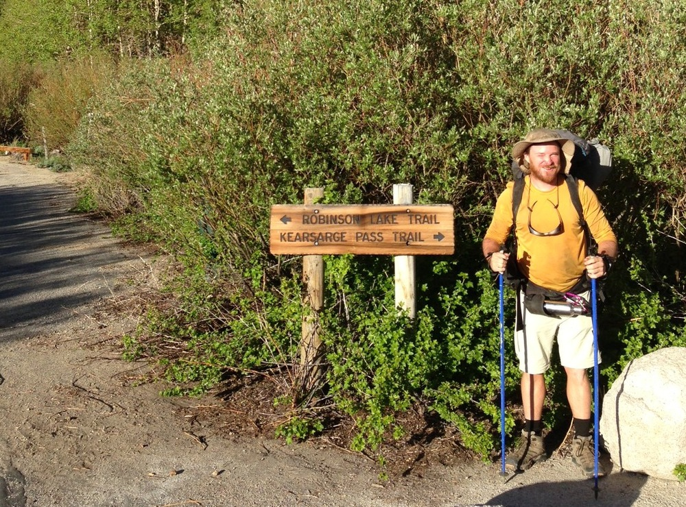 PCT:  Devilfish going back in
